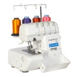 Reliable 787 Dreamstitcher Portable 2/3/4-Thread Serger