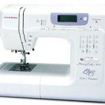 Janome MC4800QC Computer Sewing and Quilting Machine