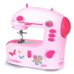 Barbie II Lightweight Straight Stitch Sewing Machine