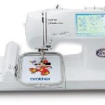 Brother PC-8500D Disney Embroidery & Sewing Machine