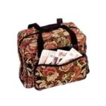 Hemline Soft Tapestry Sewing Machine Carrying Case