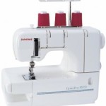 Janome 900CP CoverPro High-Speed, Long-Arm, Heavy-Duty, Cover Hem Machine