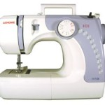 Janome 1117S 3/4-Sized Free-Arm Sewing Machine