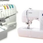 Brother Sewing Machine & Serger Combo