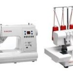 Singer Sewing Machine & Serger Combo