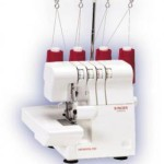 Singer 14SH654 4/3-Thread Overlock Serger with Differential Feed