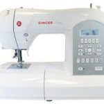 Curvy Singer 8770 Electronic Sewing Machine