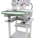 Commercial & Industrial 6-, 12-, 15-, 16-Needle Embroidery Machines