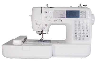 Brother SE-400 Embroidery & Sewing Machine