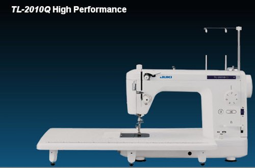 Juki TL-2010Q High Performance Straight Stitch Sewing and Quilting Machine
