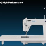 Juki TL-2010Q Straight Stitch Sewing and Quilting Machine