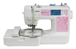 Image of Brother PE-500 Embroidery Machine