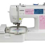Brother PE-500 Embroidery Machine by Brother