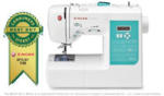 Singer 7258 Stylist 100-Stitch Computerized Sewing Machine